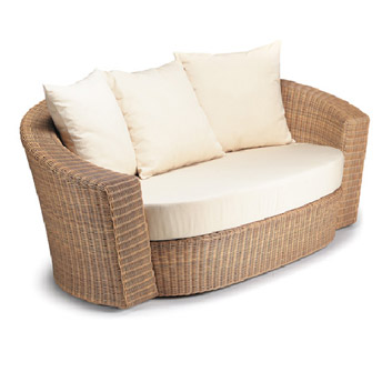 Hemisphere 2 Seater Sofa By Dedon From Contemporary Home
