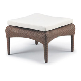tango footstool by dedon from contemporary home. Black Bedroom Furniture Sets. Home Design Ideas