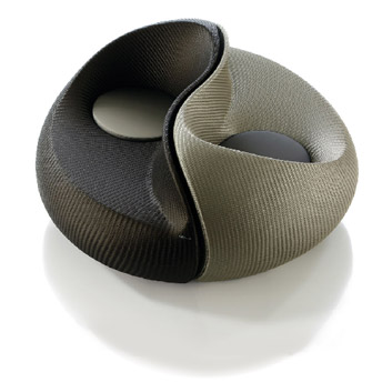 Yin yang by dedon from contemporary home for Yin yang couch