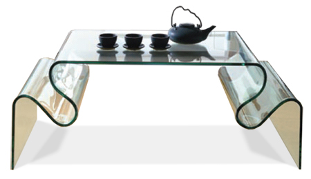 Contemporary cocktail table from contemporary-home.co.uk