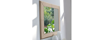 Enzo Wall Mirror by Antonello Italia