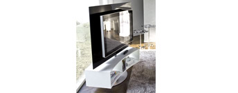 Odeon TV Stand by Antonello Italia