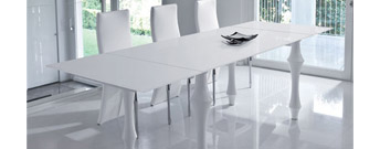 Space Extendable Table by Antonello Italia