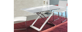 Virgola Adjustable Table by Antonello Italia