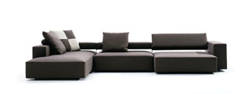 designer sofas by jesse cristian zanotta b b italia. Black Bedroom Furniture Sets. Home Design Ideas