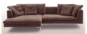 Charles Large by B_B-Italia- From Contemporary Home :  italia design modern design designer