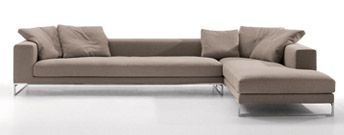 Dadone Sofa by B_B-Italia- From Contemporary Home