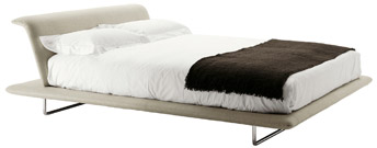 Siena bed by b b italia from contemporary home for B and b italia beds