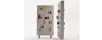 Soft Wall Bookcase