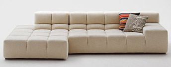 Tufty Time Sofa by B_B-Italia- From Contemporary Home