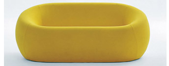 Up 4 Sofa by B_B-Italia- From Contemporary Home