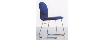 Hi Pad Chair by Cappellini