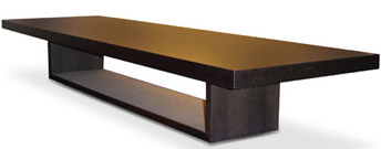 The Blox Coffee table from Cassina