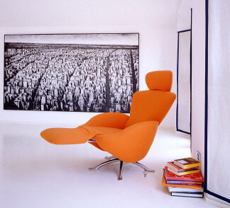 Dodo Armchair By Cassina From Contemporary Home