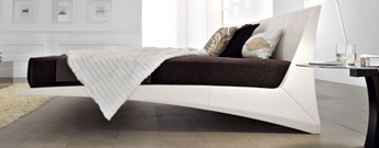 Dylan Floating Bed by Cattelan Italia