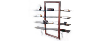 Flexa Bookshelves by Cattelan Italia