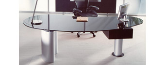 Houston Desk by Cattelan Italia