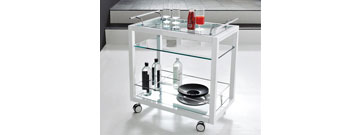 Profil Bar Drinks Trolley by Cattelan Italia