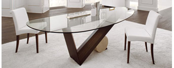 Valentino Table by Cattelan Italia