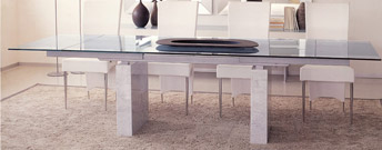 Zeta Table by Cattelan Italia