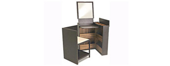 Vanity Box Dressing Table by Ceccotti