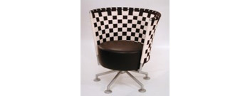 Circo Swivel Chair by Cor