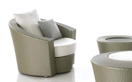 Hemisphere Lounge Chair By Dedon From Contemporary Home