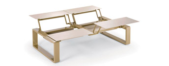 Kama Quattro Modular Table by Ego Paris