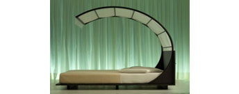 Mantra Bed by FEG- From Contemporary Home