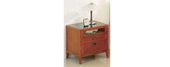 Ottomano Bedside Table