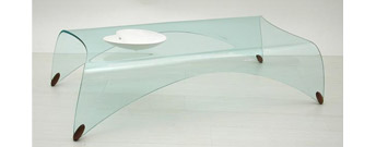 Genio Coffee Table by Fiam Italia