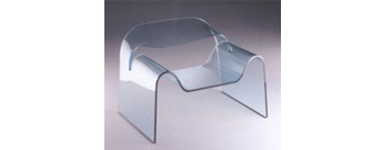 Ghost Glass Chair by Fiam Italia