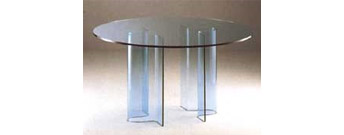 Omega Table by Fiam Italia