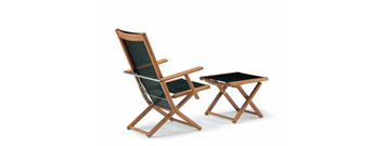 Tennis Adjustable Highback Chair by Fischer Moebel