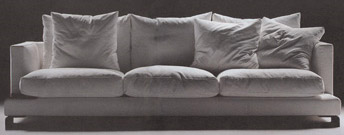 Long Island Sofa by Flexform- From Contemporary Home :  luxury european flexform long