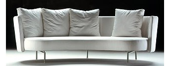 Phil Sofa by Flexform