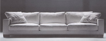 Status 02 Sofa by Flexform- From Contemporary Home :  interior design seating furniture design home design