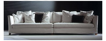 Victor Large Sofa by Flexform