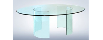 Adam Small Dining Table by Gallotti & Radice