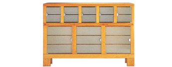 Abacus Sideboard by Giorgetti