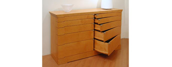 Eon Chest of Drawers by Giorgetti