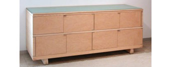 Olo Sideboard by Giorgetti
