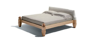 Temenos Bed by Giorgetti
