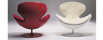 Jetsons Swivel Armchair by Giovannetti