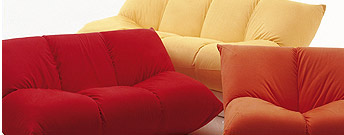Papillon Sofa by Giovannetti