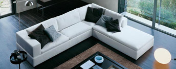 Terence Sofa by Jesse