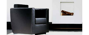 Kriss Armchair by Kappa Salotti