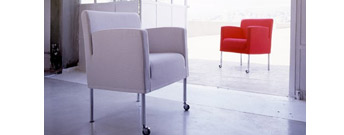 Marta Armchair by Kappa Salotti