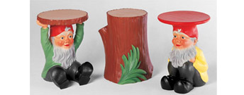 Philippe Starck Gnomes by Kartell