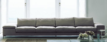 Twice Sofa by Living Divani